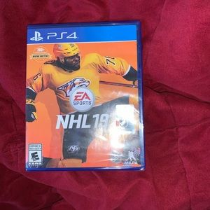 NEW PS4 NHL 19